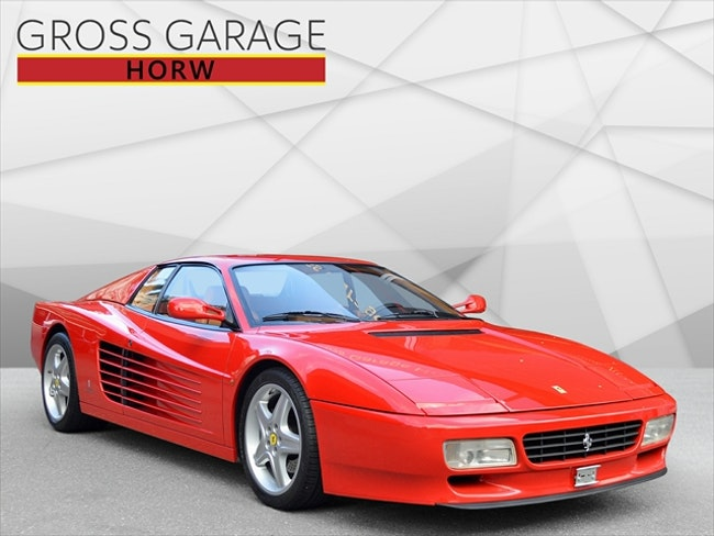 Ferrari 512 TESTAROSSA / 512 TR / F512 M 50'844 km CHF178'000 - acquistare su carforyou.ch - 1