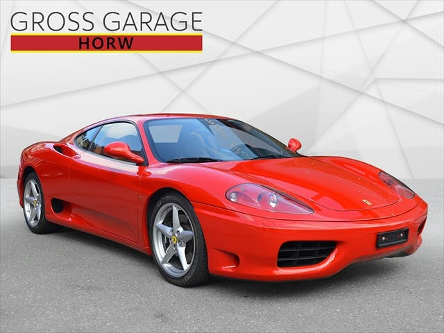 coupe Ferrari 360 F360