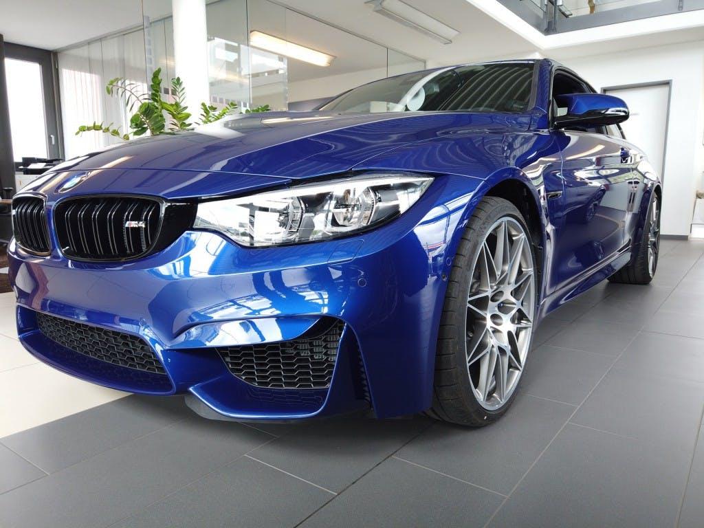 coupe BMW 4er M4 Coupé Competition DKG