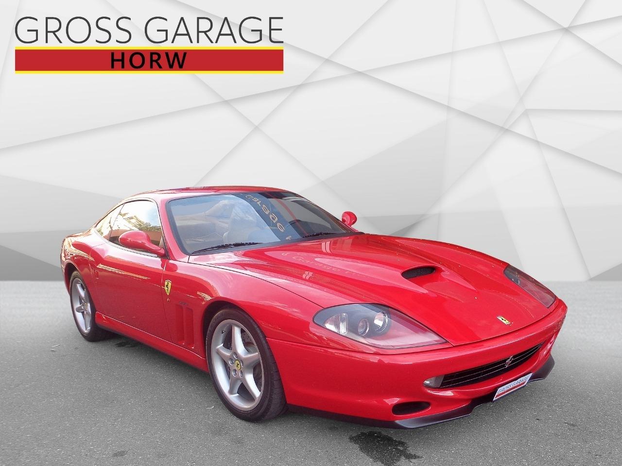 coupe Ferrari 550 F550 Maranello