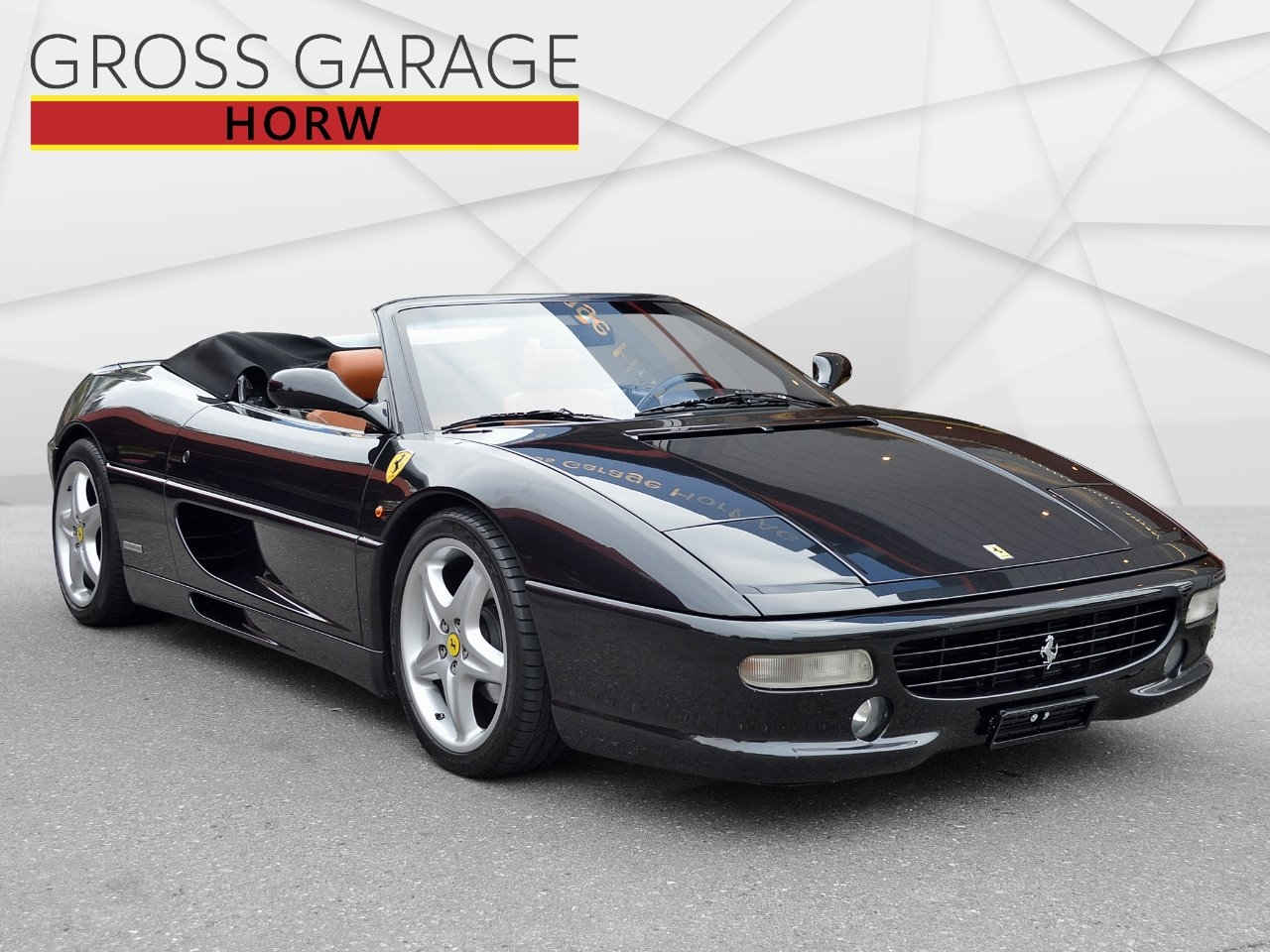 cabriolet Ferrari F 355 F355 Spider F355