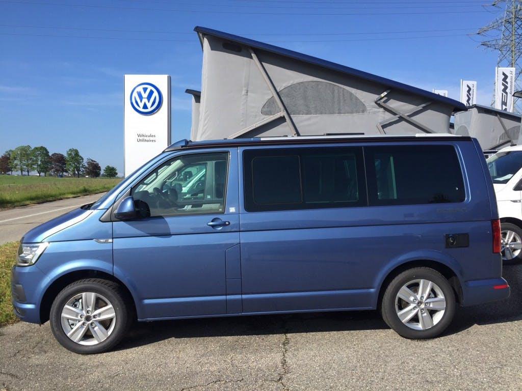 bus VW T6 California 2.0 TDI Ocean Liberty 4Motion