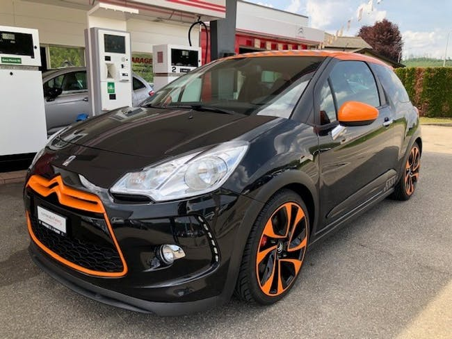 saloon DS Automobiles DS3 1.6 THP Racing