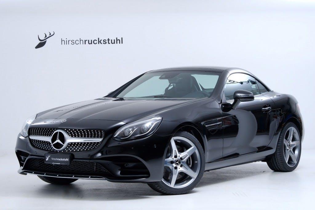 cabriolet Mercedes-Benz SLC 200 AMG Line 9G-Tronic