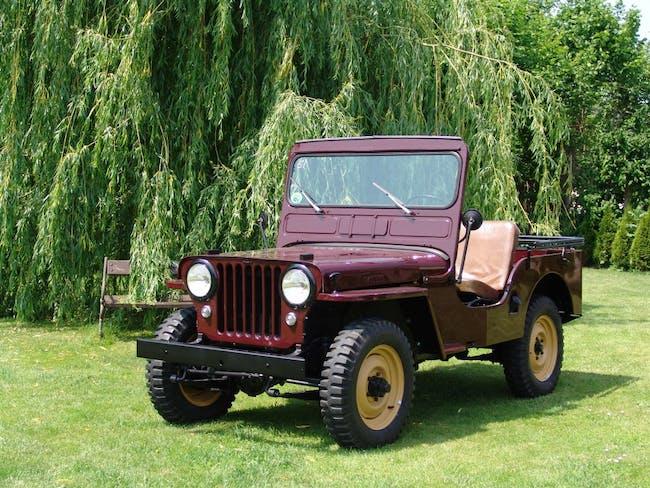 suv Jeep CJ CJ-3A