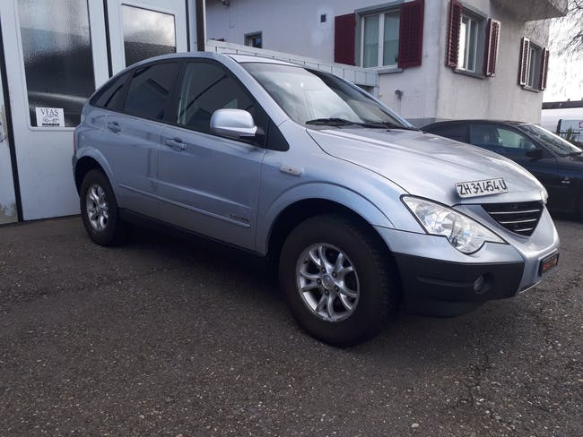 suv SsangYong Actyon 200 Xdi 4WD Comfort