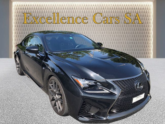 coupe Lexus RC F 5.0 V8 excellence Automatic