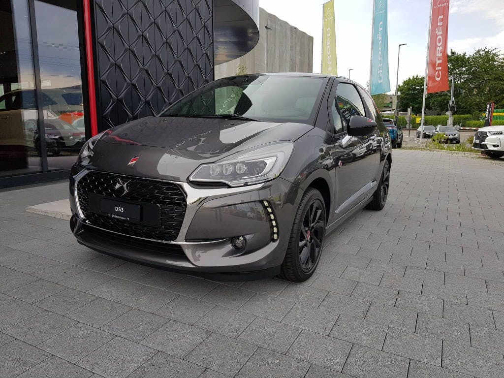 saloon DS Automobiles DS3 1.2 PureTech Performance L