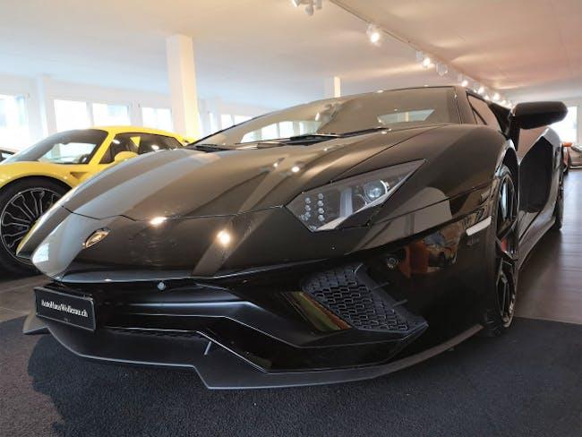 cabriolet Lamborghini Aventador S LP740-4 Rds