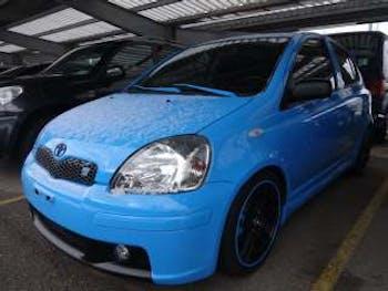 saloon Toyota Yaris 1.5 16V TS Turbo