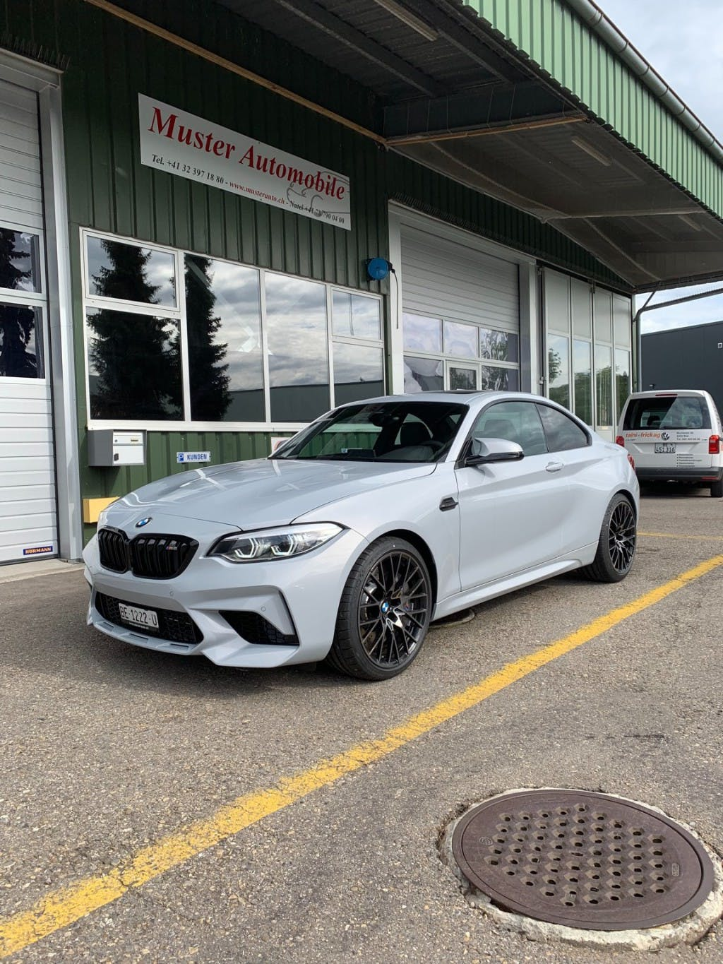 coupe BMW 2er M2 Competition Drivelogic 410 PS
