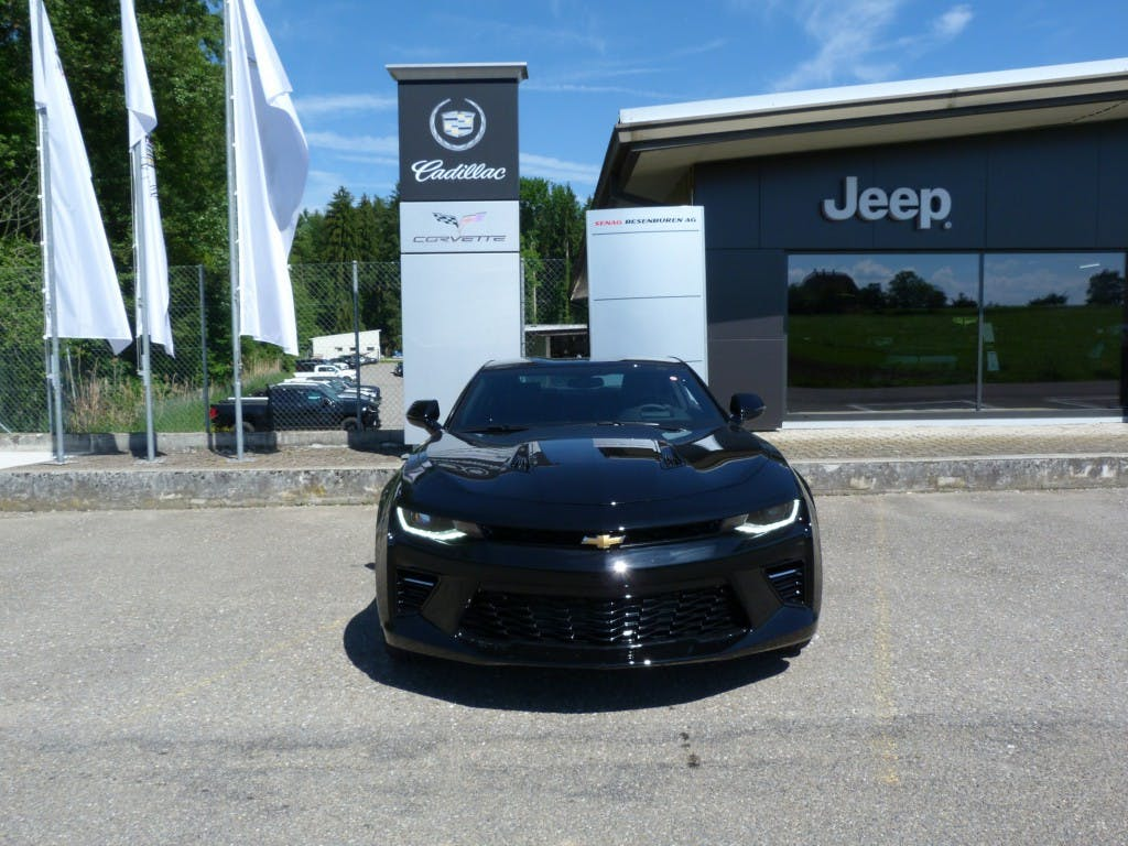 coupe Chevrolet Camaro 6.2 Coupé Automatic