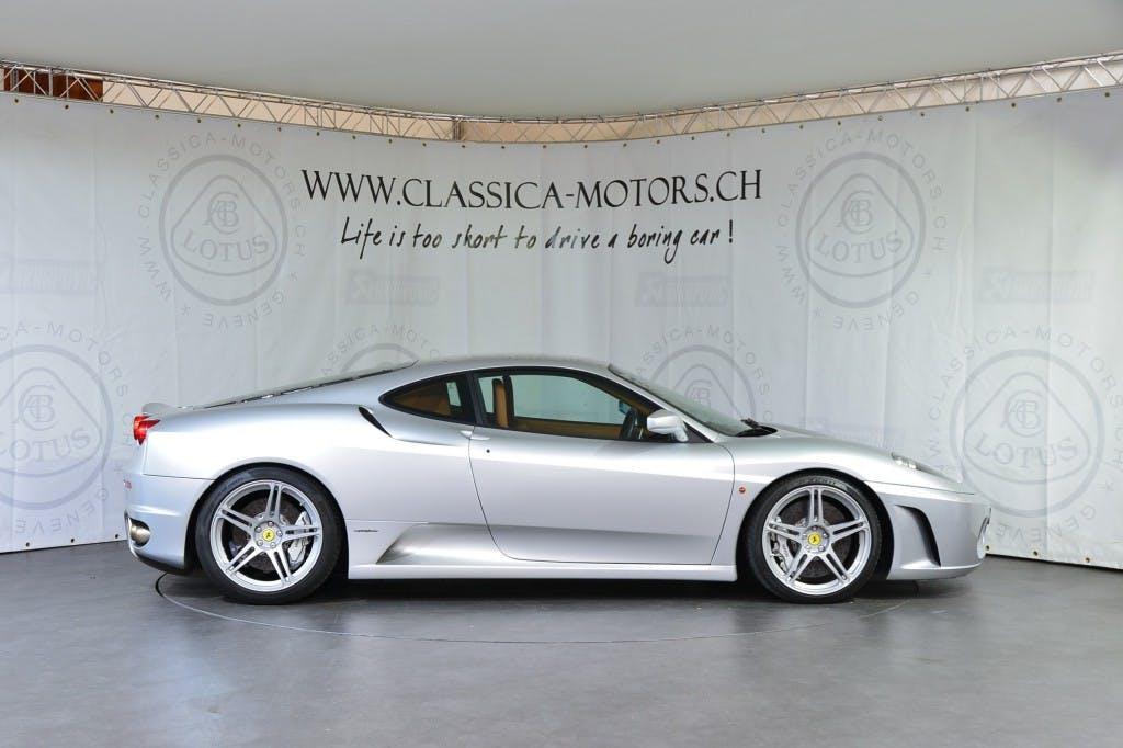 coupe Ferrari F430 F430