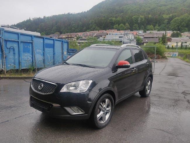 suv SsangYong Korando 2.0 e-XDI Black Edition 4WD