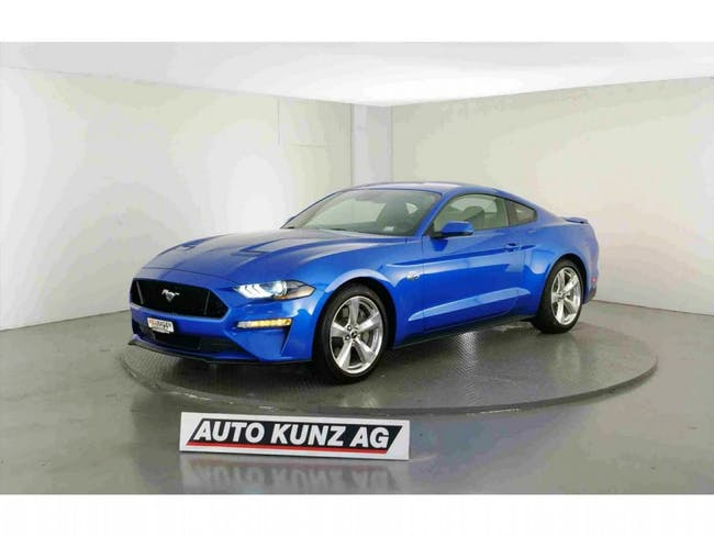 coupe Ford Mustang Fastback 5.0 V8 GT Premium Automat 2019