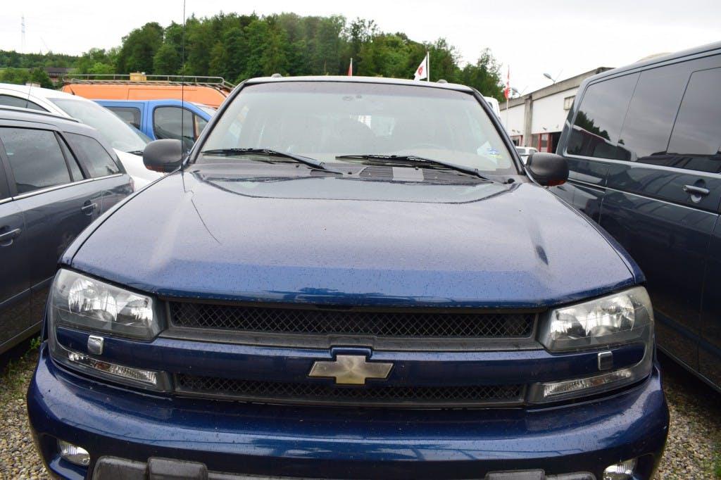 suv Chevrolet Trail Blazer TrailBlazer 4.2 LT Premium