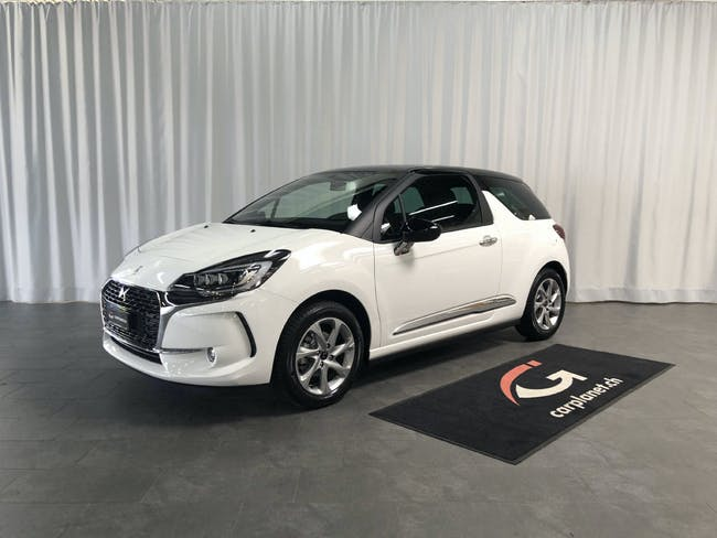 saloon DS Automobiles DS3 1.2 PureTech So Chic