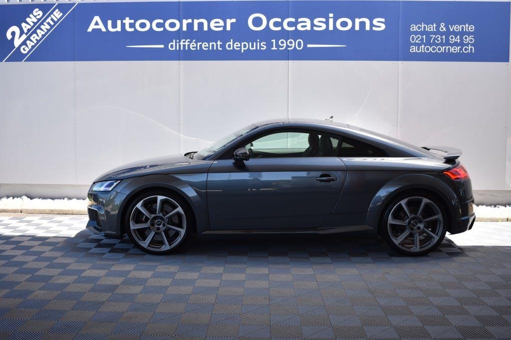 coupe Audi TTS / TTRS TT RS Cpé 2.5 TFSI quat.