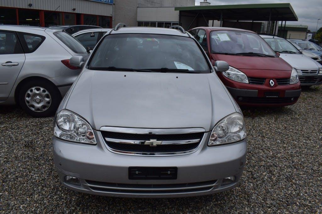 estate Chevrolet Nubira 1.6 16V SX