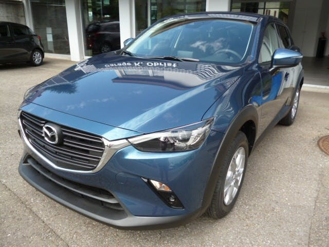 suv Mazda CX-3 SKYACTIV-G 150 Ambition Plus AWD Automat