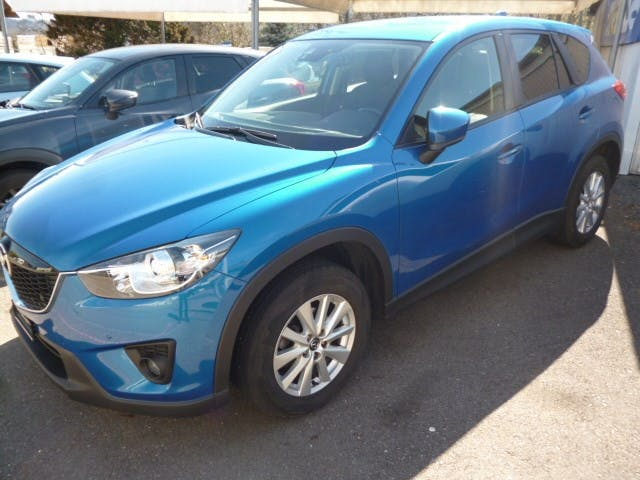 suv Mazda CX-5 2.0 Ambition AWD Automatic