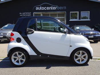 saloon Smart Fortwo pulse mhd softouch