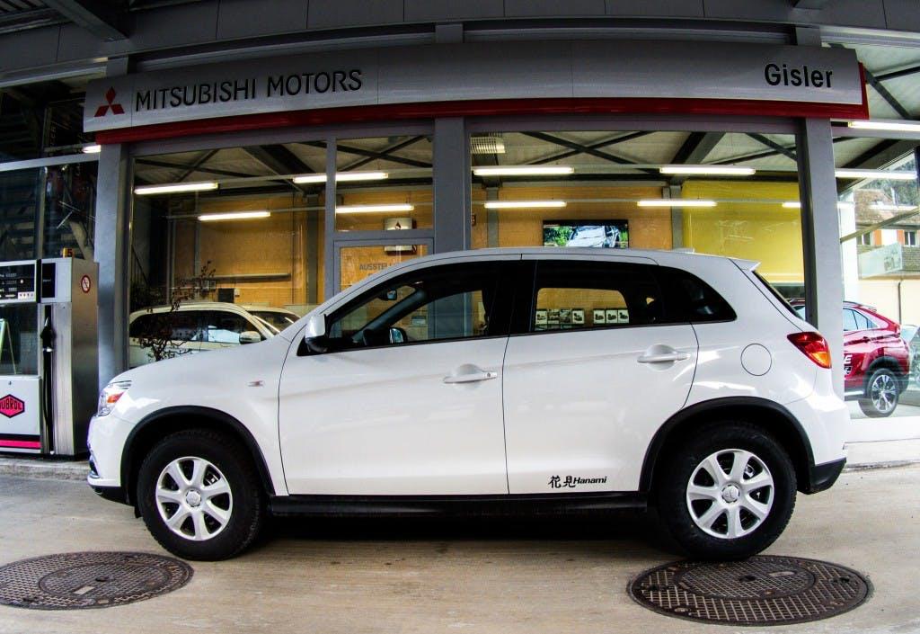 suv Mitsubishi ASX 1.6 Hanami 2WD