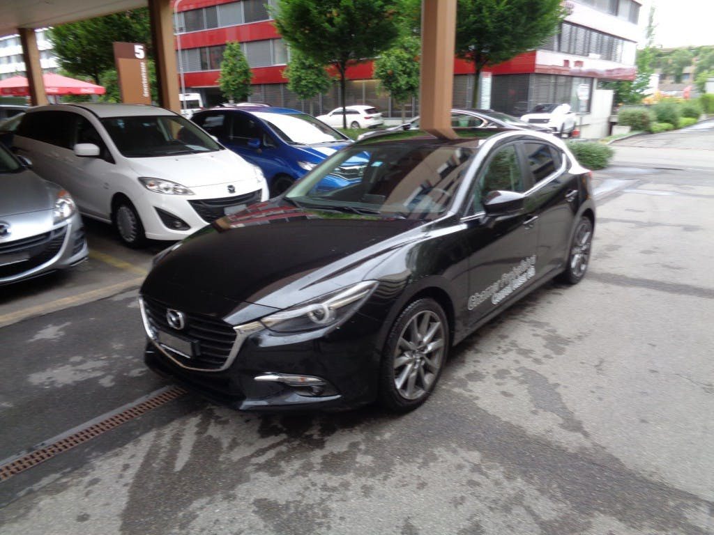 saloon Mazda 3 SKYACTIV-G 120 Ambition Plus