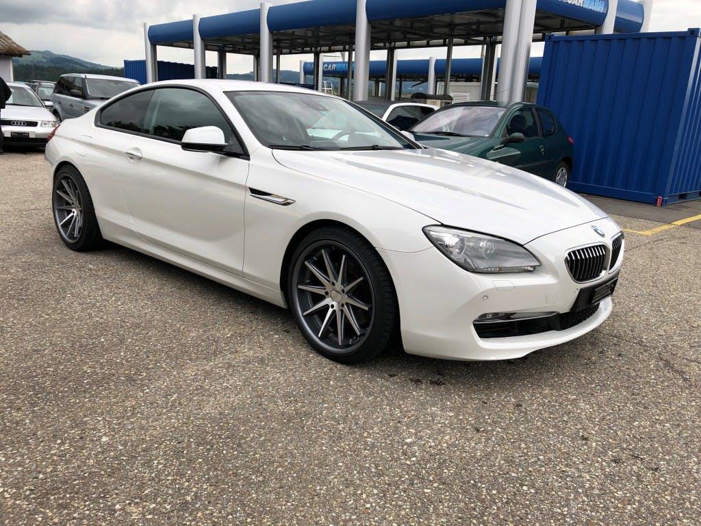coupe BMW 6er 640d Coupé