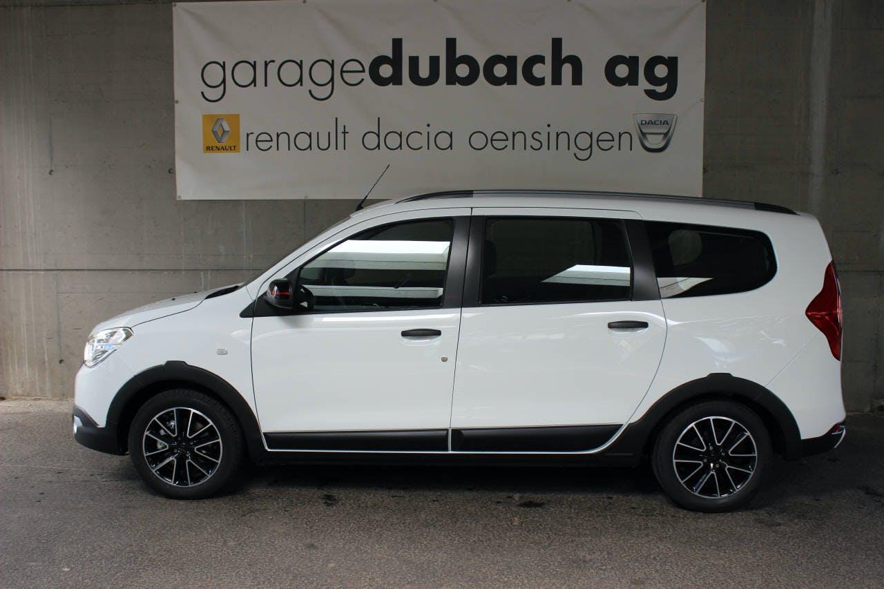 van Dacia Lodgy 1.5 Bl. dCi Ultimate S/S