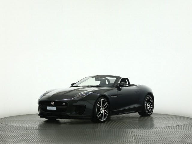 coupe Jaguar F-Type 2.0 I4 Chequered F