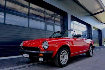 cabriolet Fiat Spider 124 Pininfarina
