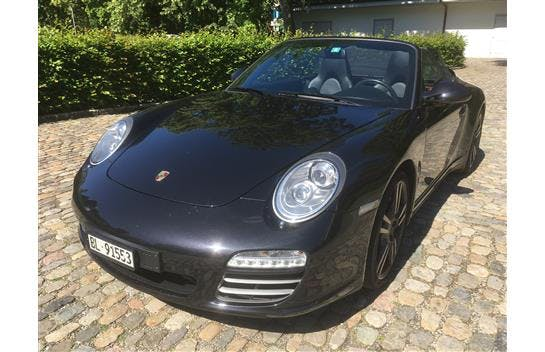 cabriolet Porsche 911 Cabrio Carrera 4S PDK