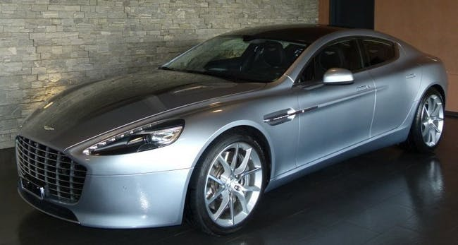 saloon Aston Martin Rapide S 5.9 V12 Touchtronic 2