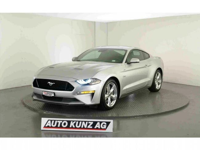 coupe Ford Mustang Fastback 5.0 V8 GT Premium Automat