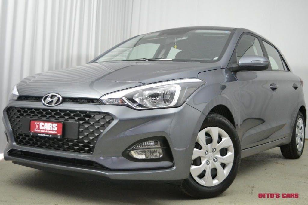 saloon Hyundai i20 Active 1.0 T-GDi Premium 2019