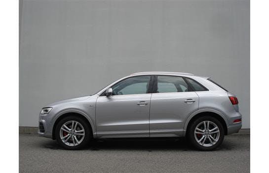 suv Audi Q3 2.0 TDI sport quattro S-tronic