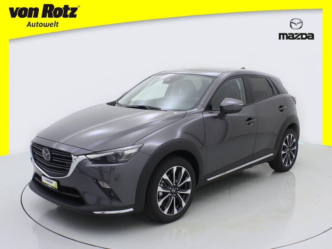 suv Mazda CX-3 2.0 Revolution AWD