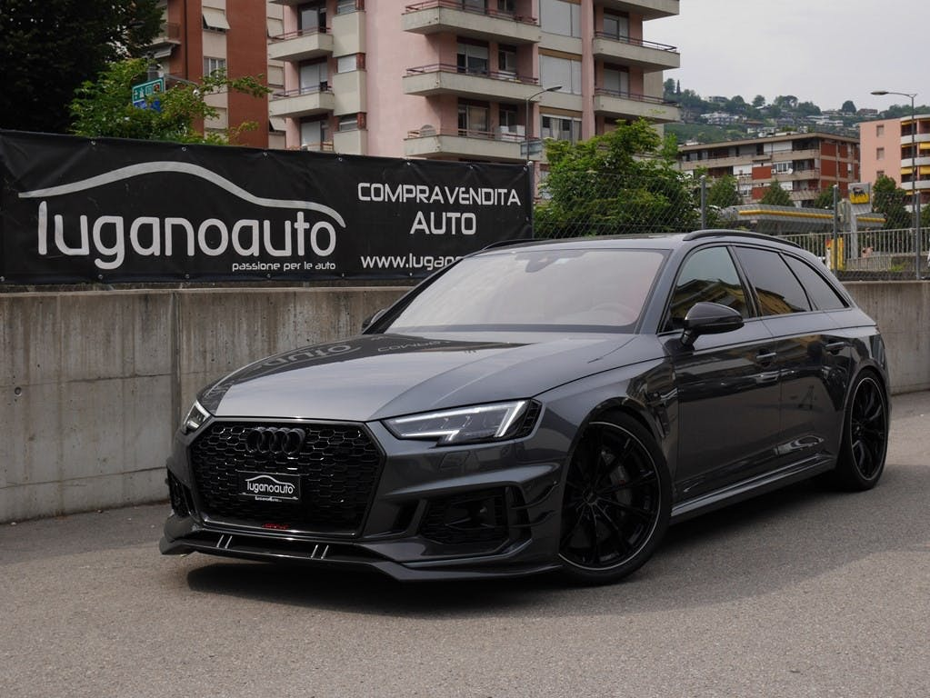 estate Audi S4 / RS4 RS4-R ABT