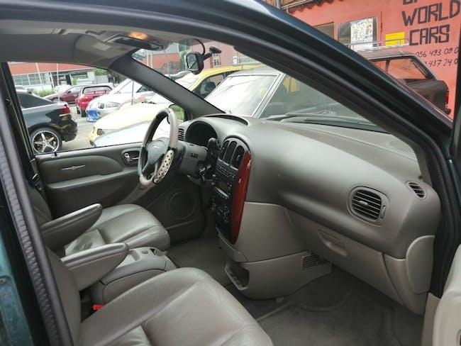 van Chrysler Voyager Grand Voy. 2.8 CRD LTD Automatic