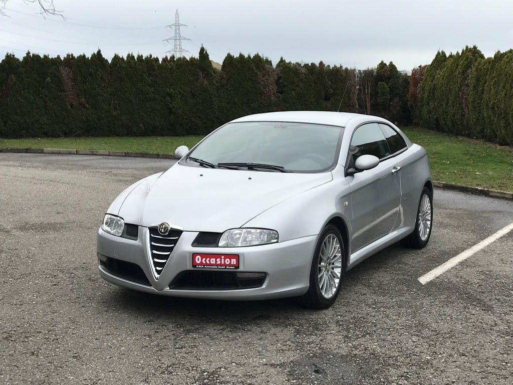 coupe Alfa Romeo GT 2.0 JTS Progression