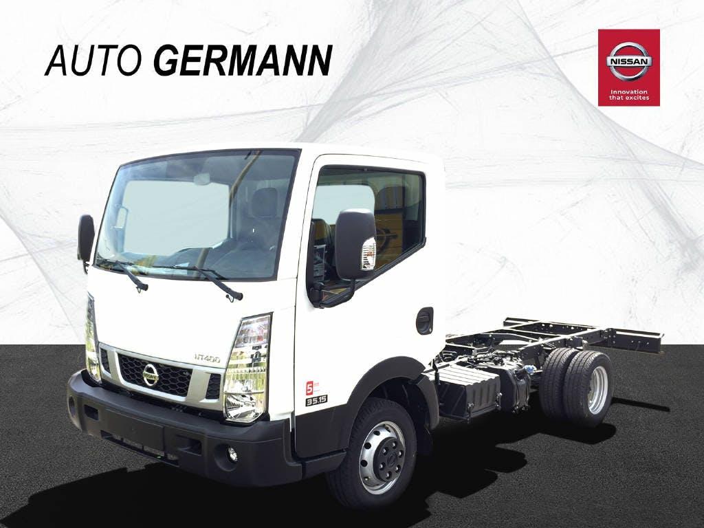 pickup Nissan NT400 Cabstar K.-Ch.35 L2 3.0dCi 150