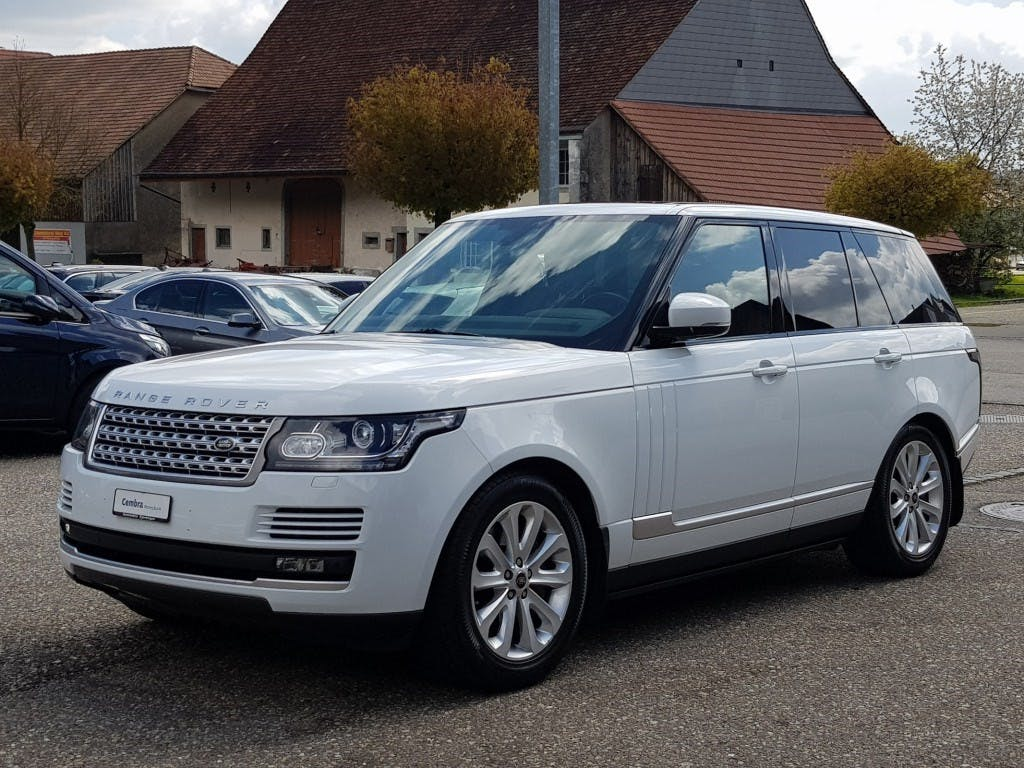 suv Land Rover Range Rover 4.4 SDV8 Vogue Automatic