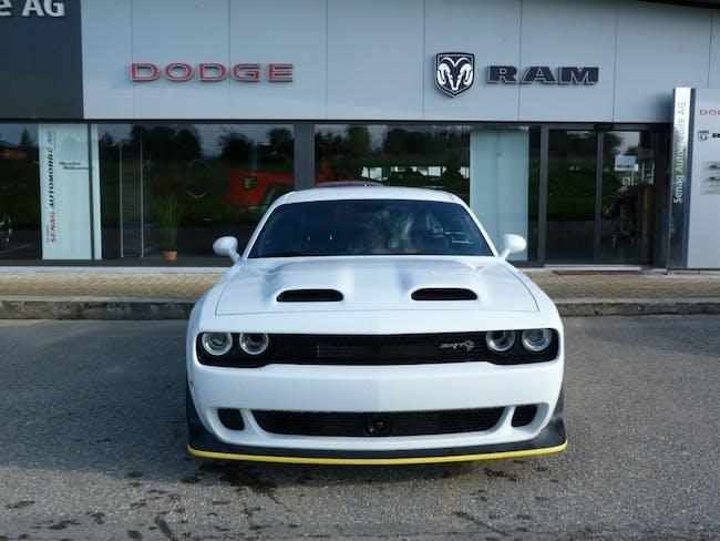 coupe Dodge Challenger Hellcat Widebody