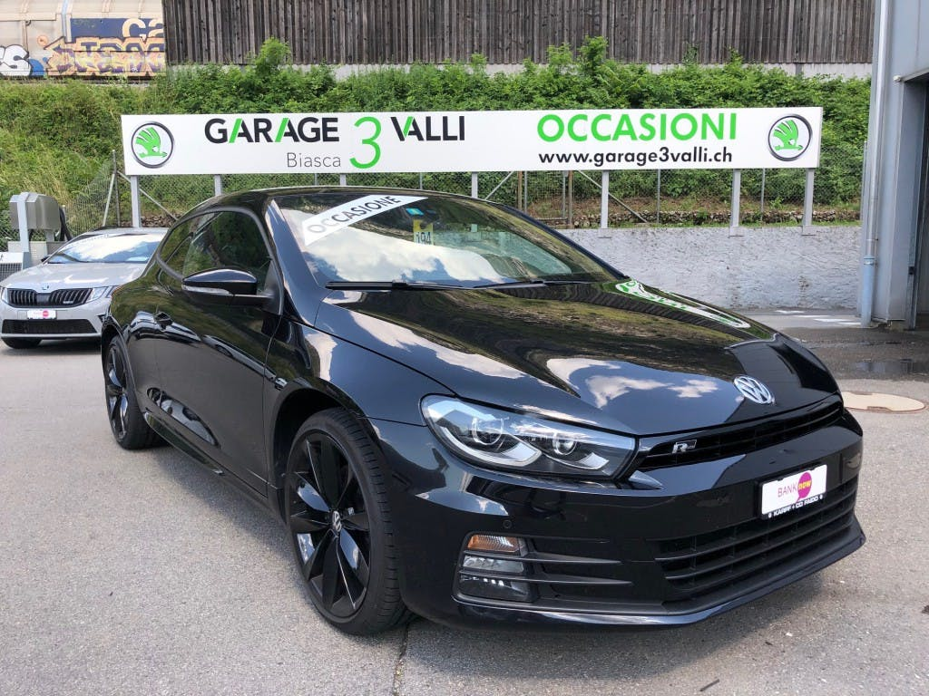 coupe VW Scirocco 2.0 TDI BMT