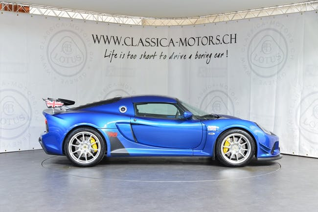 coupe Lotus Exige 380 70 Th. Anniversary