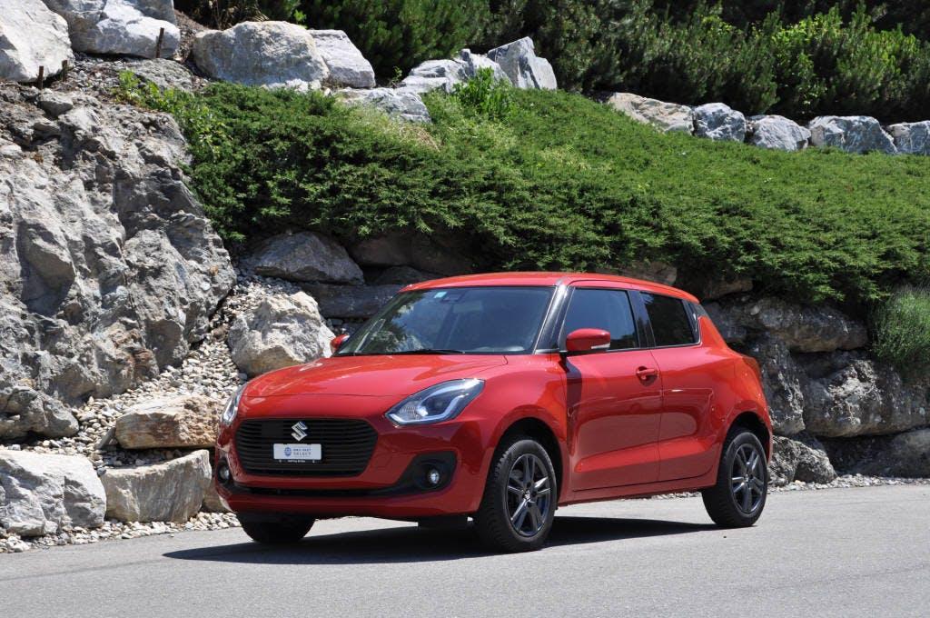 estate Suzuki Swift 1.2 Compact Top Hybrid 4x4