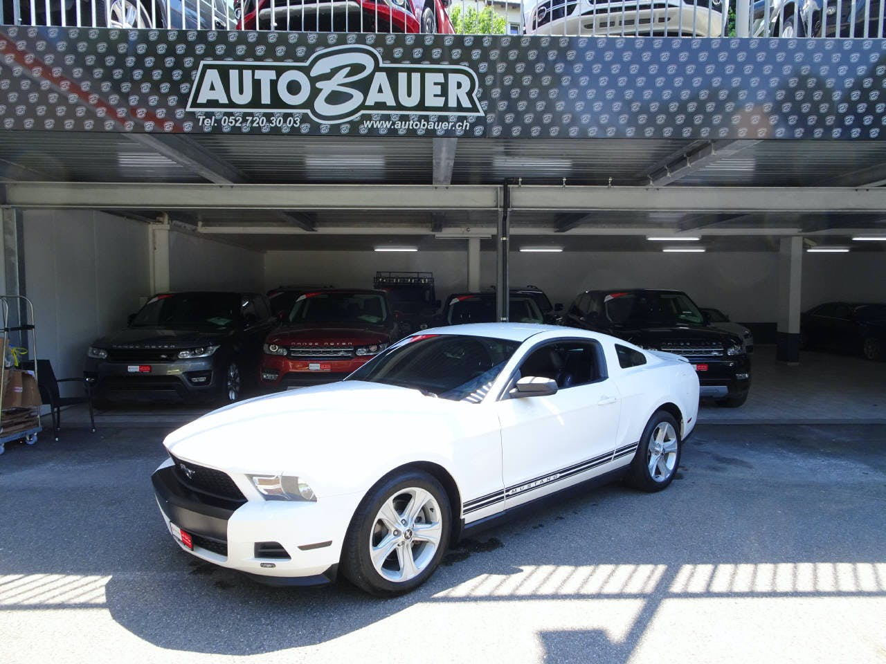 coupe Ford Mustang Coupé 3.7 V6