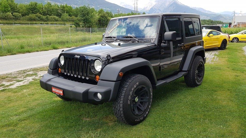suv Jeep Wrangler 2.8 CRD Sport softtop