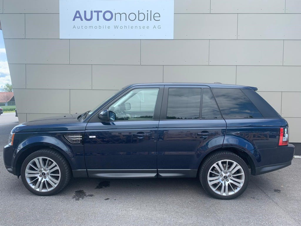suv Land Rover Range Rover Sport 3.0 TDV6 HSE Automatic